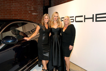 Molly Sims Porsche Cars North America Sponsors Baby2Baby Gala