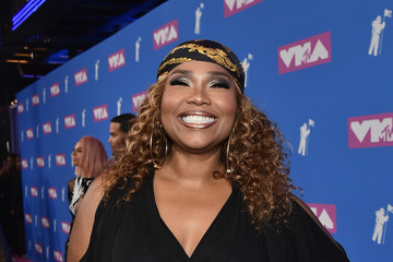 Mona Scott-Young 2018 MTV Video Music Awards - Red Carpet