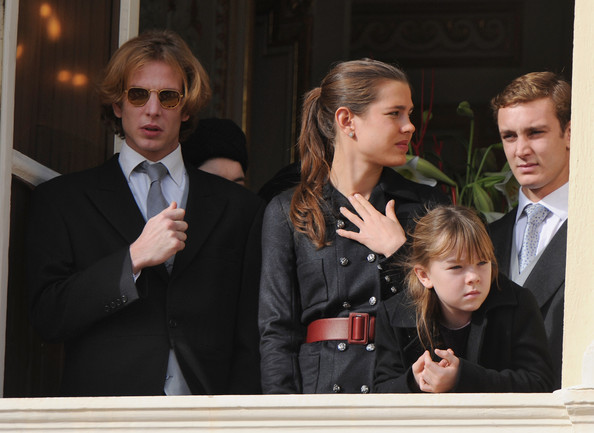 princess charlotte casiraghi of monaco. Monaco National Day