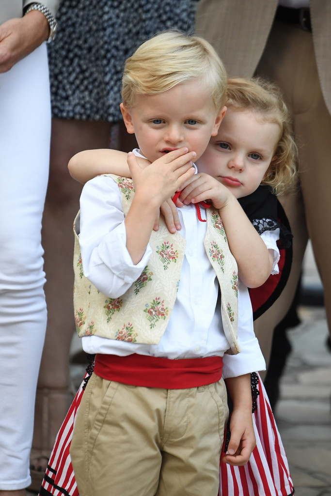 The royal twins of Monaco will turn 5 in 2019.