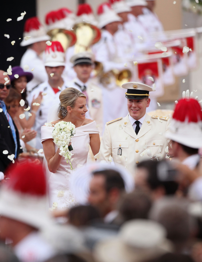 Prince of monaco wedding pictures