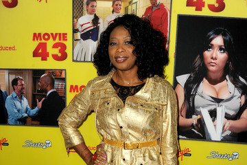 "Monalisa Okojie Premiere Of Relativity Media's ""Movie 43"" - Red Carpet"