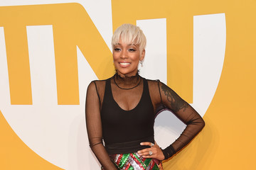 Monica 2017 NBA Awards Live On TNT - Arrivals