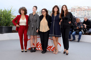 Monica Bellucci Anouk Aimee 'Palme D'Or D'Honneur' Photocall - The 72nd Annual Cannes Film Festival