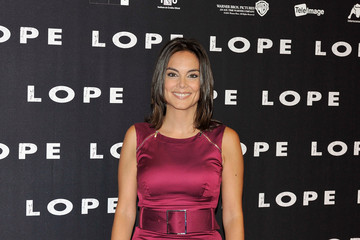 Monica Carrillo 'Lope' Premiere in Madrid