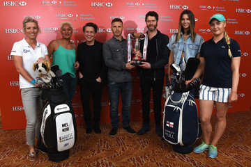 Monica Galetti HSBC Women's Champions - Day Two