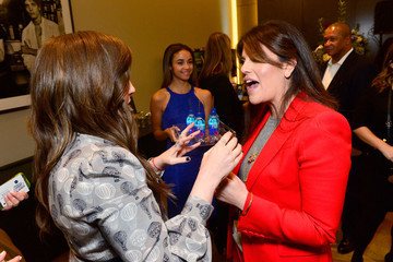 Monica Lewinsky FIJI Water At The Hollywood Reporter's 27th Annual Women In Entertainment Breakfast
