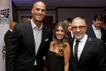 Monica Velasco 32nd Annual Great Sports Legends Dinner to Benefit the Miami Project/Buoniconti Fund to Cure Paralysis - Dinner