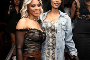 Moniece Slaughter Fashion Nova x Cardi B Collaboration Launch Event - Inside