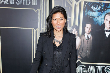 Monika Chiang 'The Great Gatsby' Premieres in NYC 4