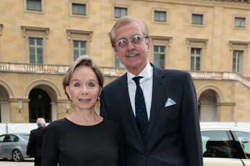 Monika Peitsch Sven Hansen-Hoechstedt Arrivals at the Bernhard Wicki Award Ceremony
