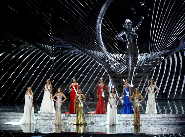 The 64th Annual Miss Universe Pageant