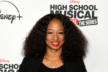 Monique Coleman Premiere Of Disney+'s 'High School Musical: The Musical: The Series' - Red Carpet