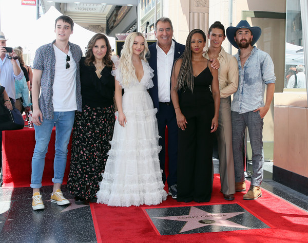 Kenny Ortega Honored With Star On The Hollywood Walk Of Fame