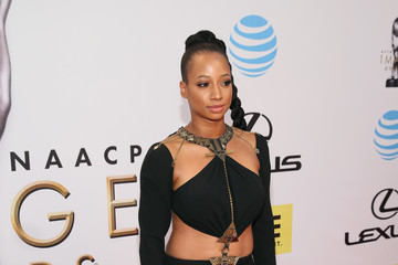 Monique Coleman 47th NAACP Image Awards Presented By TV One - Red Carpet