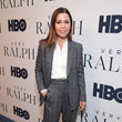 Monique Lhuillier Premiere Of HBO Documentary Film 'Very Ralph' - Red Carpet