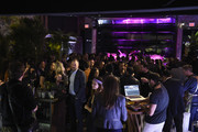 """Guests attend the Monkey 47 Gin Celebrates """"Shaken And Stirred"""" Podcast Launch With Nigel Barker And Tom Astor At The Wild Monkey on April 27, 2019 in New York City."""