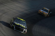 Jimmie Johnson Clint Bowyer Photos Photo