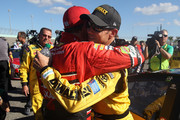 Dale Earnhardt Jr. and Matt Kenseth Photos Photo