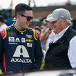 Rick Hendrick Alex Bowman Photos