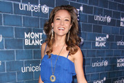 Actress Lauren Mayhew attends the Montblanc And UNICEF Host Pre-Oscar  Brunch Celebrating Their Limited Edition Collection at the Hotel Bel-Air on February 23, 2013 in Los Angeles, California.