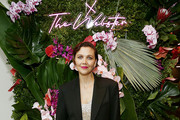 Maggie Gyllenhaal attends the Montblanc x The Webster Collaboration Launch Event at The Webster on November 05, 2019 in New York City.