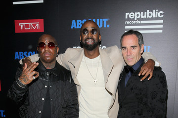Monte Lipman A Celebration Of Music With Republic Records In Partnership With Absolut And Pryma -  Red Carpet