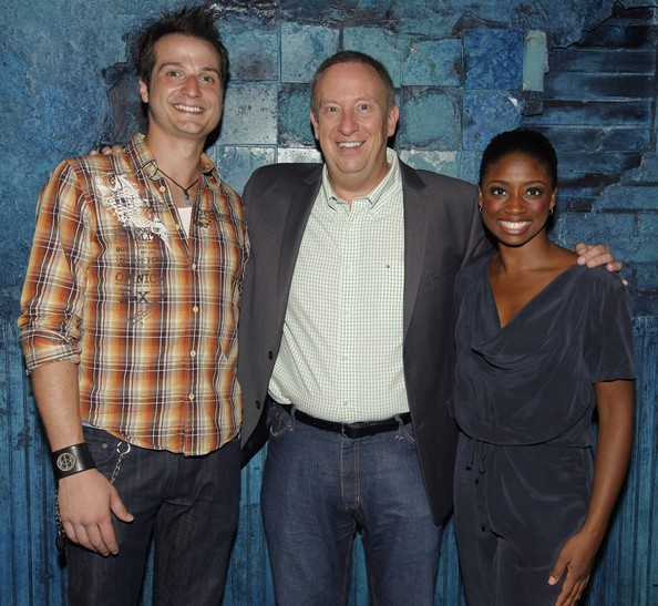 """Mike Gallagher Joins The Cast Of """"Memphis"""" On Broadway"""
