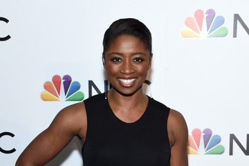 Montego Glover NBC And The Cinema Society Host A Party For The Casts Of NBC Midseason 2020