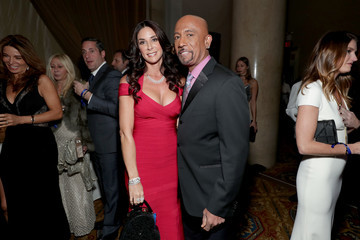 Montel Williams Gabrielle's Angel Foundation For Cancer Research Hosts Angel Ball 2016 - Inside