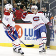 Andrei Markov and Brendan Gallagher Photos