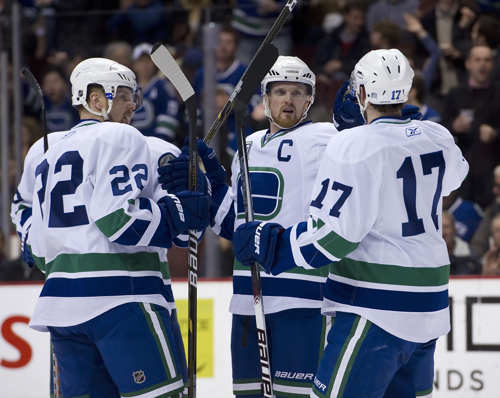Image result for canucks 40th anniversary jersey