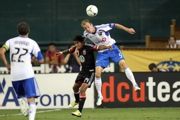 Tyson Wahl Montreal Impact v DC United