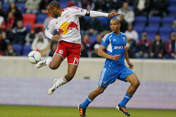 Keith Makubuya Montreal Impact v New York Red Bulls