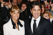 Martina Colombari and Billy Costacurta Photos Photo