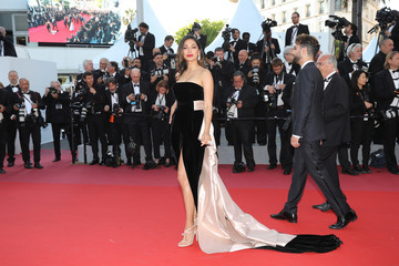 Moran Atias 'Ash Is The Purest White (Jiang Hu Er Nv)' Red Carpet Arrivals - The 71st Annual Cannes Film Festival