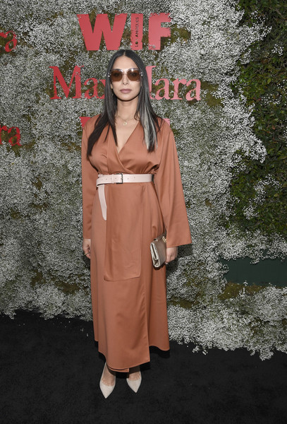 Max Mara Celebrates Elizabeth Debicki – The 2019 Women In Film Max Mara Face Of The Future