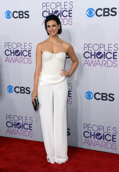 Morena Baccarin - 39th Annual People's Choice Awards - Arrivals
