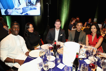 Morena Baccarin International Rescue Committee Hosts Annual Freedom Award Benefit - Inside
