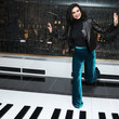 Morena Baccarin FAO Schwarz Opens Flagship Store In New York City At 30 Rockfeller Plaza