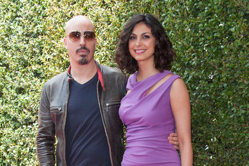 Morena Baccarin Arrivals at the John Varvatos Stuart House Benefit