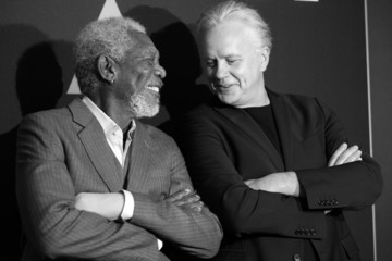 """Morgan Freeman Academy Of Motion Picture Arts And Sciences' 20th Anniversary Screening Of """"The Shawshank Redemption"""""""