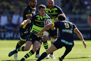 Morgan Parra ASM Clermont Auvergne v Leinster - European Rugby Champions Cup
