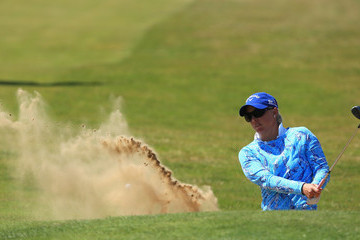 Morgan Pressel Ricoh Women's British Open: Day 1