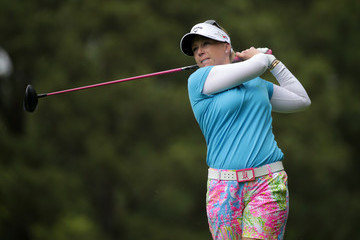 Morgan Pressel Kingsmill Championship - Round One