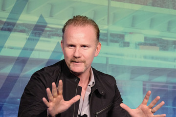 Morgan Spurlock Advertising Week New York 2016 - Day 2