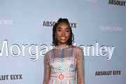 Kiki Layne attends Alfre Woodard's 11th Annual Sistahs' Soirée Presented by Morgan Stanley With Absolut Elyx on February 05, 2020 in Los Angeles, California.