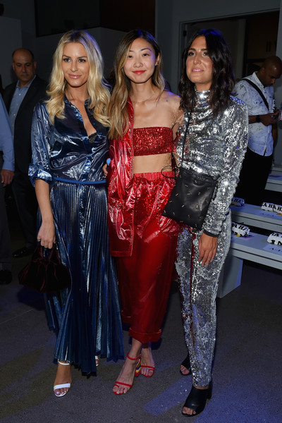 Milly By Michelle Smith - Front Row - September 2018 - New York Fashion Week: The Shows