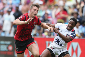 Morgan Williams 2017 HSBC Sydney Sevens