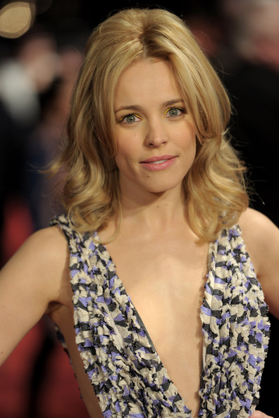 Actress Rachel McAdams attends the 'Morning Glory' UK premiere at the Empire Leicester Square on January 11, 2011 in London, England.
